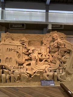 砂の美術館の写真・画像素材[4788717]
