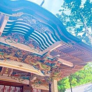 神社 夏 豪華の写真・画像素材[4760987]