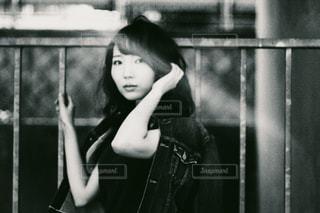 若い女性 - No.736871