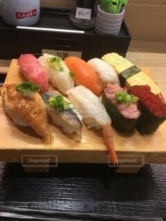にぎり寿司の写真・画像素材[4771499]