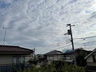 空模様の写真・画像素材[4768958]