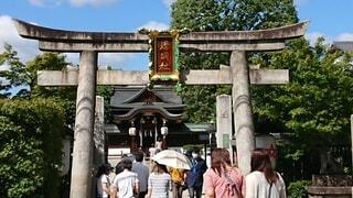 晴明神社の写真・画像素材[4827583]