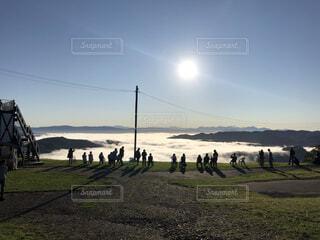 素敵な朝の写真・画像素材[4764663]