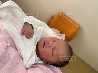 新しい家族 生命 の誕生の写真・画像素材[4767147]