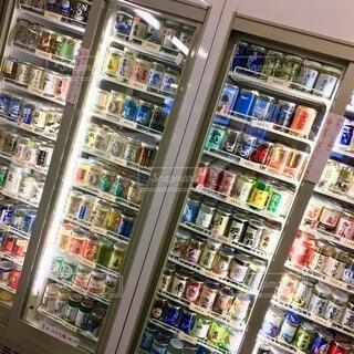 ワンカップ日本酒コレクションの写真・画像素材[4767853]