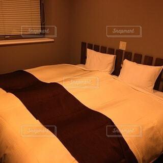 ホテルの部屋の写真・画像素材[4771236]