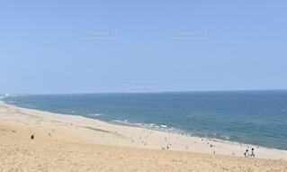 砂丘海岸の写真・画像素材[4770061]
