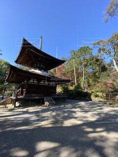 石山寺の多宝塔の写真・画像素材[4792879]