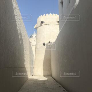 石造の建物の写真・画像素材[4768612]