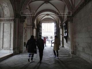 パリの街散策の写真・画像素材[4768665]