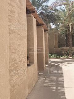 石作りの建物の写真・画像素材[4770956]