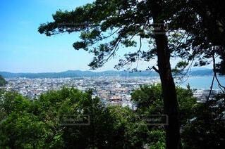 鎌倉の眺めの写真・画像素材[4770964]