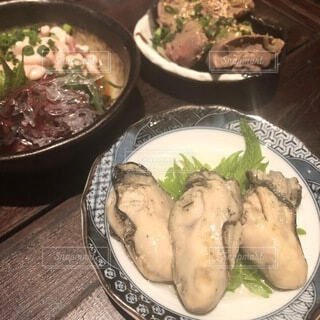 牡蠣の写真・画像素材[4770969]