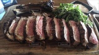 ステーキ 和牛リブアイの写真・画像素材[4770970]