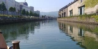 運河の写真・画像素材[4768529]