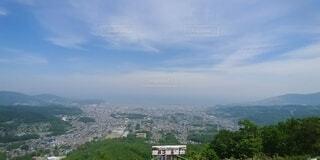 山からの眺めの写真・画像素材[4768532]