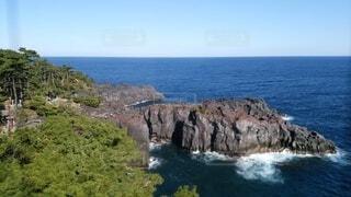 海と絶壁の写真・画像素材[4768546]