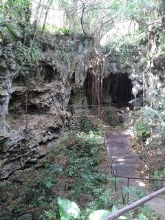 洞窟の写真・画像素材[4768558]