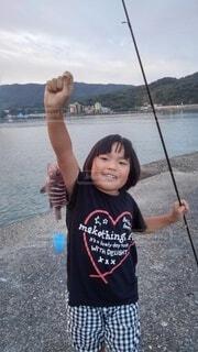 海釣りの写真・画像素材[4786762]