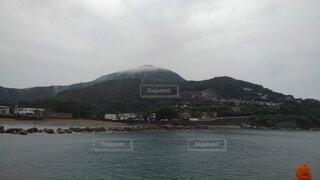 海沿いの別荘地の写真・画像素材[4802640]
