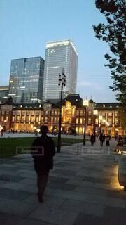 東京駅周辺の写真・画像素材[4777254]