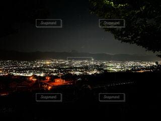 夜景の写真・画像素材[4768853]
