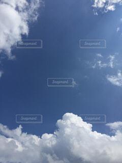 空の写真・画像素材[214878]