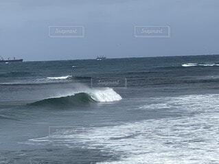 ただの波の写真・画像素材[4775845]