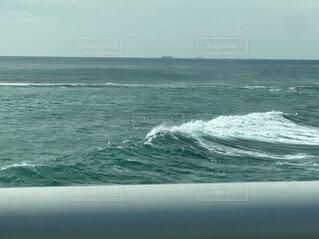 波強し!の写真・画像素材[4775850]
