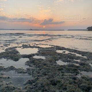 100年前のビーチの写真・画像素材[4776505]
