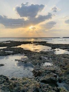 宮古島の隠れた絶景の写真・画像素材[4776516]