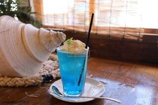 与論島のカフェ。の写真・画像素材[4769855]