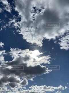 雲と空の写真・画像素材[4785943]