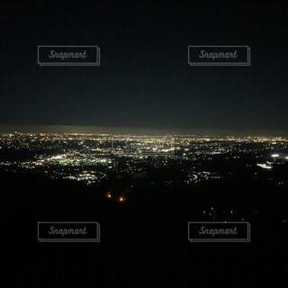 夏の夜景の写真・画像素材[4770036]