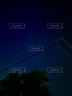 星空の写真・画像素材[4773567]