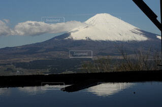 富士山の写真・画像素材[4770995]