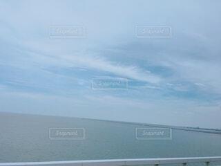 空と海の写真・画像素材[4772013]