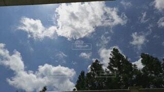 雲の流れの写真・画像素材[4774207]