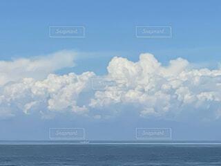 海と空の写真・画像素材[4771590]