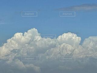 ある夏の日の空の写真・画像素材[4771588]