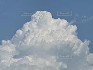 積乱雲の写真・画像素材[4779463]