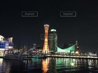 神戸の夜景の写真・画像素材[4773692]