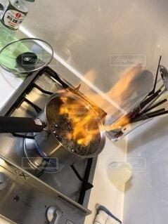 煮切りの写真・画像素材[4779862]