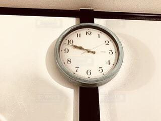 壁時計の写真・画像素材[4785558]
