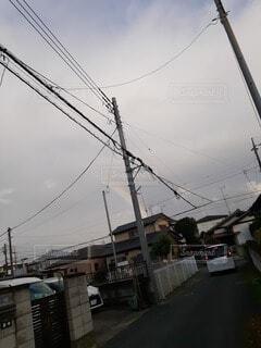 雨晴れた 虹🌈の写真・画像素材[4795054]