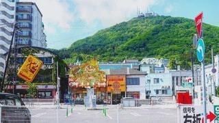 函館の街並みの写真・画像素材[4787156]