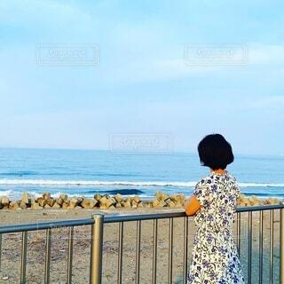 海風の写真・画像素材[4796463]