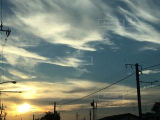 空の写真・画像素材[214981]