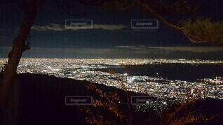 都会の夜景の写真・画像素材[4801613]