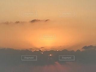 夜明けの写真・画像素材[1522573]